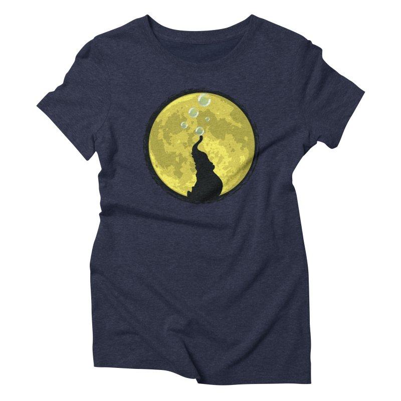 Elephant Moon   by Kamonkey's Artist Shop