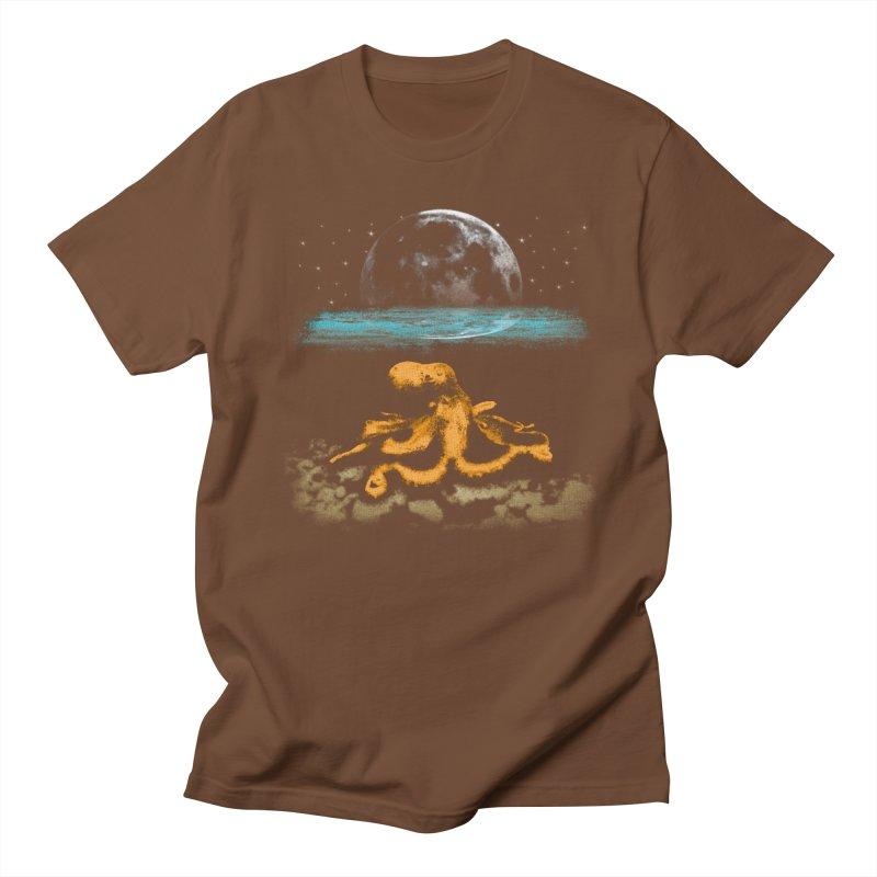 The Octopus Men's T-shirt by Kamonkey's Artist Shop