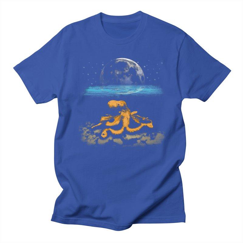 The Octopus Men's Regular T-Shirt by Kamonkey's Artist Shop