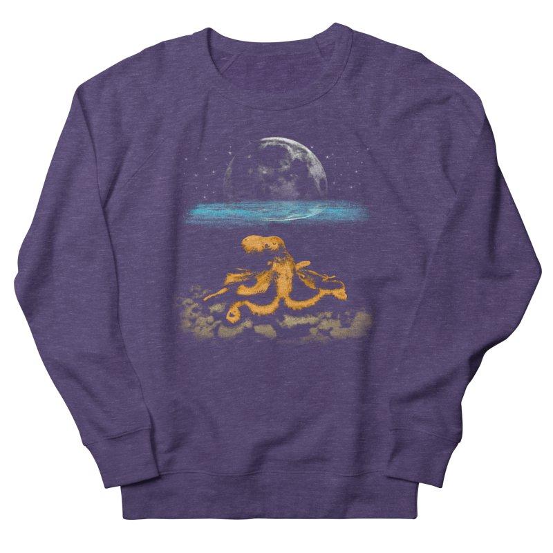 The Octopus Women's Sweatshirt by Kamonkey's Artist Shop