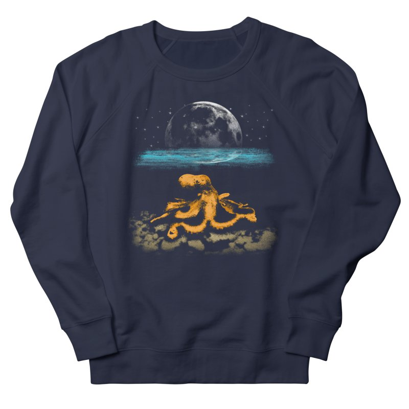 The Octopus Women's Sweatshirt by Kamonkey's Artist Shop