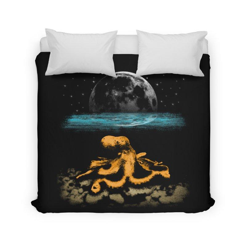 The Octopus   by Kamonkey's Artist Shop