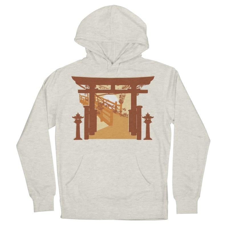 The Temple Women's Pullover Hoody by Kamonkey's Artist Shop
