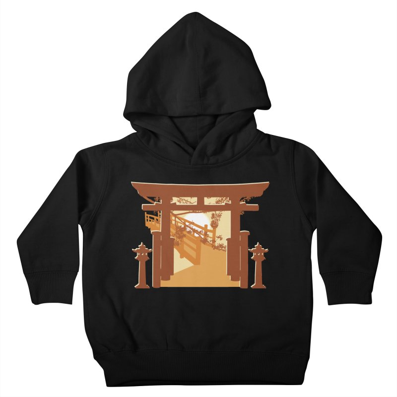 The Temple   by Kamonkey's Artist Shop