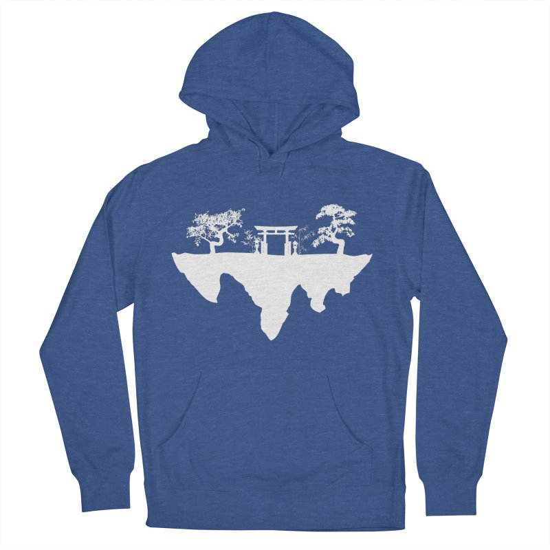 The Hovering Temple Women's Pullover Hoody by Kamonkey's Artist Shop