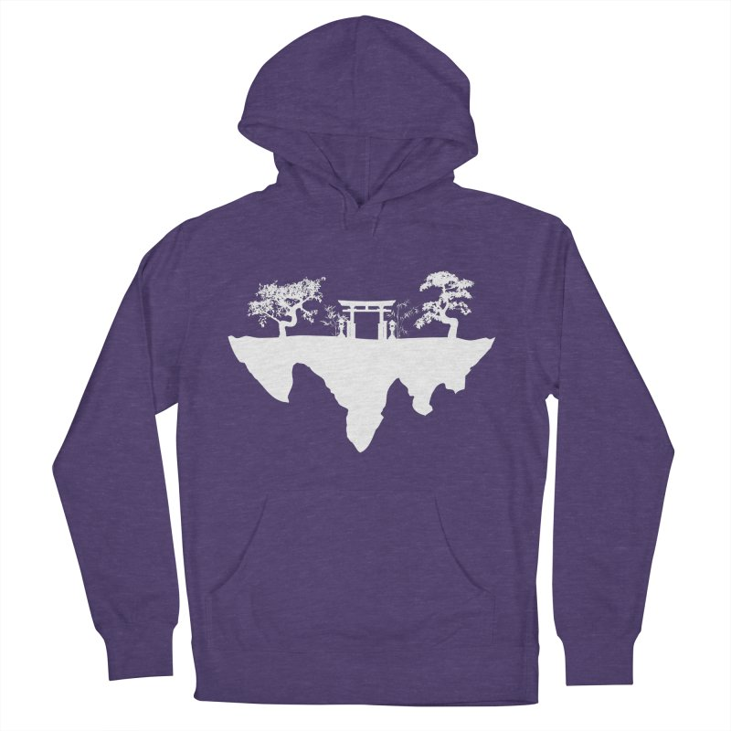 The Hovering Temple Men's Pullover Hoody by Kamonkey's Artist Shop