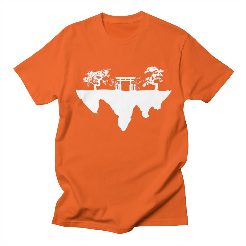 The Hovering Temple Women's Unisex T-Shirt by Kamonkey's Artist Shop