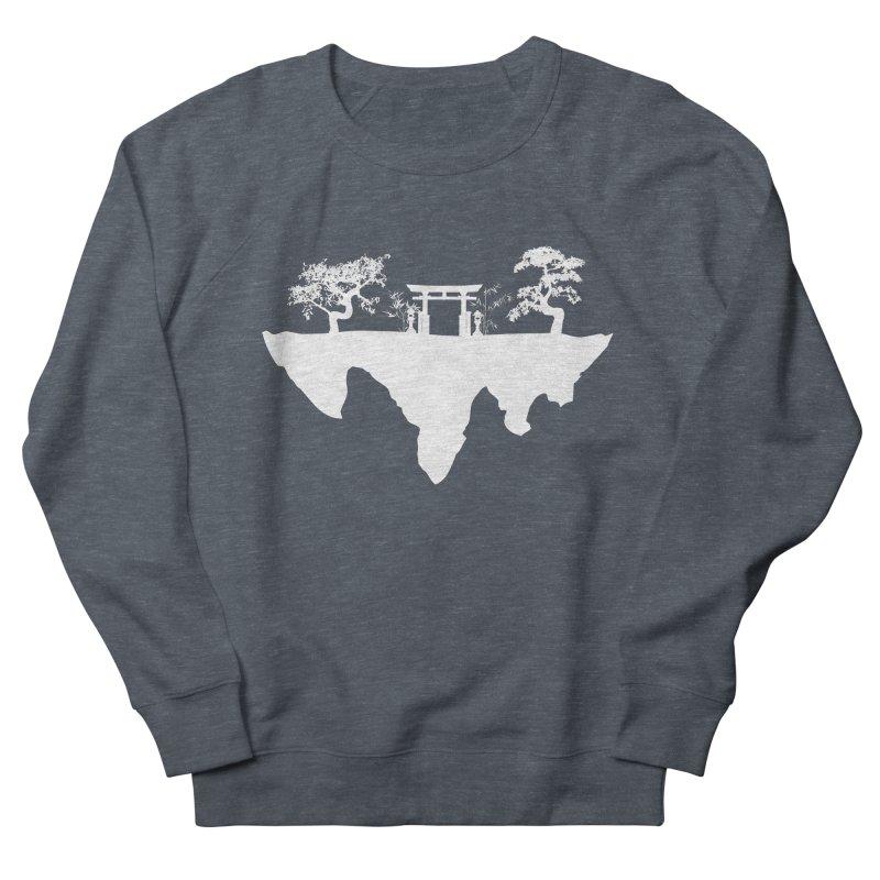 The Hovering Temple Women's Sweatshirt by Kamonkey's Artist Shop