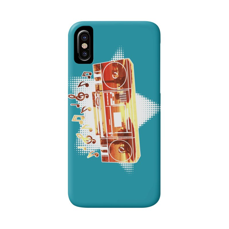 Summer Playlist, Summer Lovin' Accessories Phone Case by Kamonkey's Artist Shop