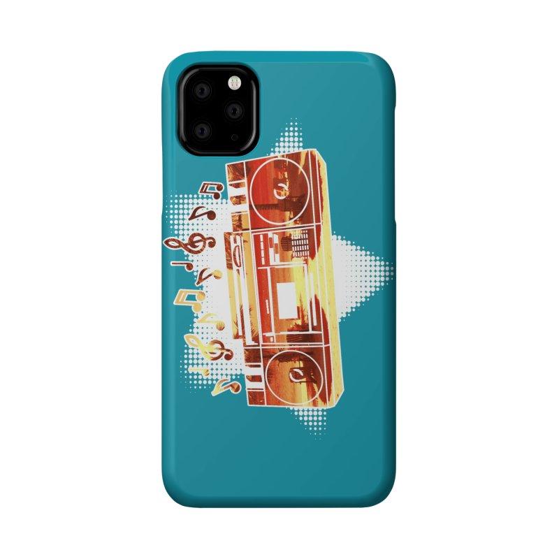 Summer Playlist, Summer Lovin' Accessories Phone Case by Kamonkey's Artist Shop