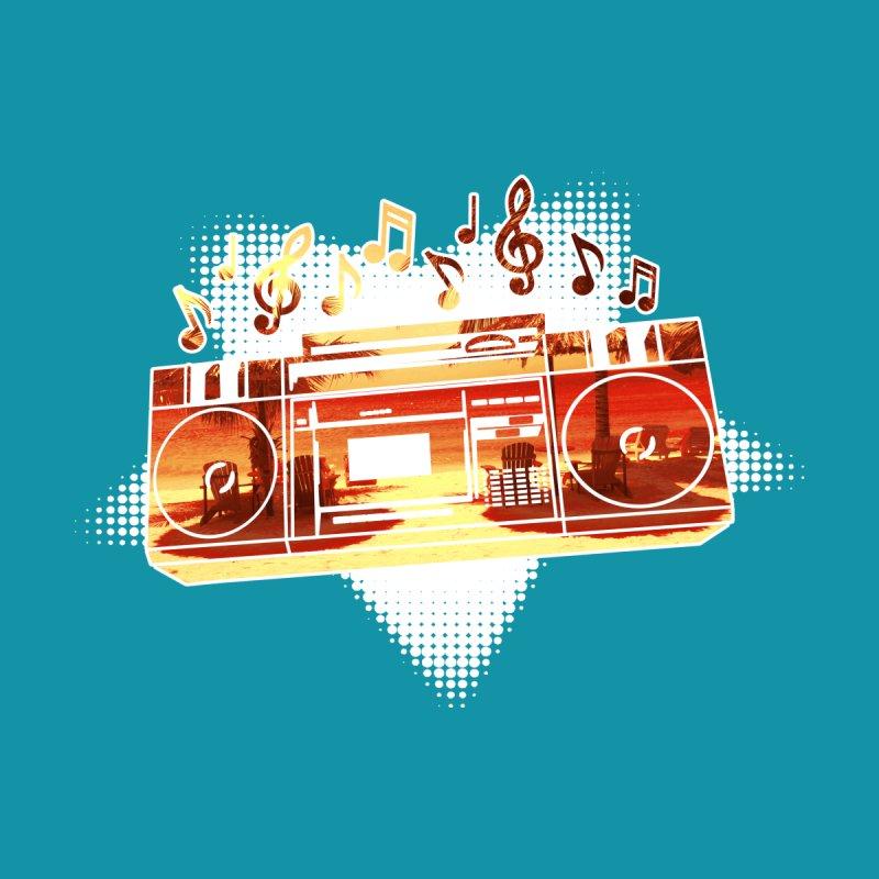 Summer Playlist, Summer Lovin' by Kamonkey's Artist Shop