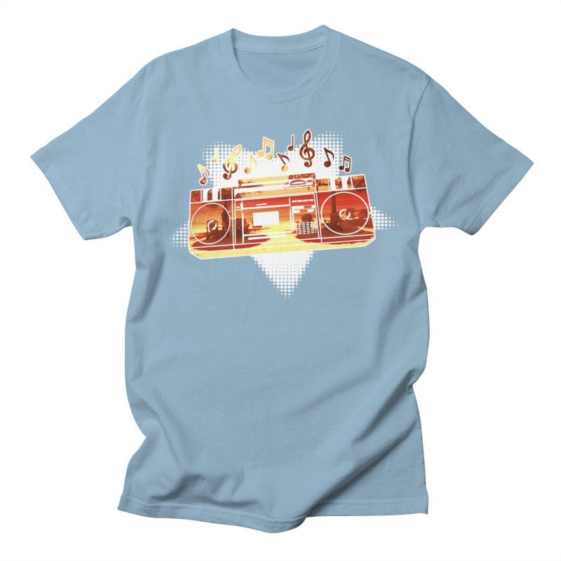 Summer Playlist, Summer Lovin' Women's Regular Unisex T-Shirt by Kamonkey's Artist Shop