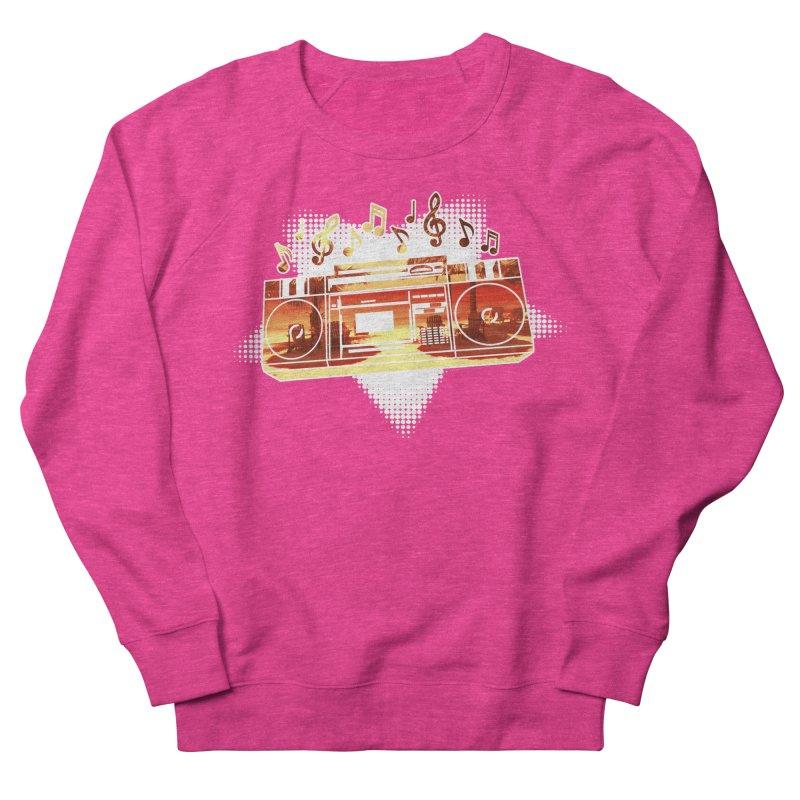 Summer Playlist, Summer Lovin' Women's French Terry Sweatshirt by Kamonkey's Artist Shop