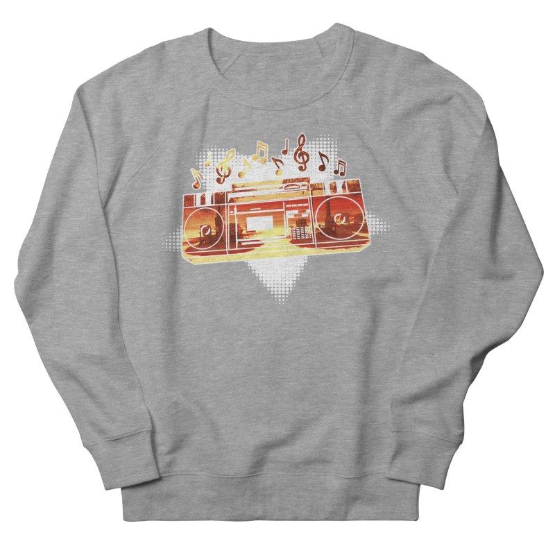 Summer Playlist, Summer Lovin' Men's French Terry Sweatshirt by Kamonkey's Artist Shop