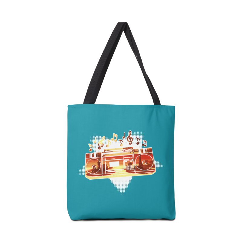 Summer Playlist, Summer Lovin' Accessories Tote Bag Bag by Kamonkey's Artist Shop