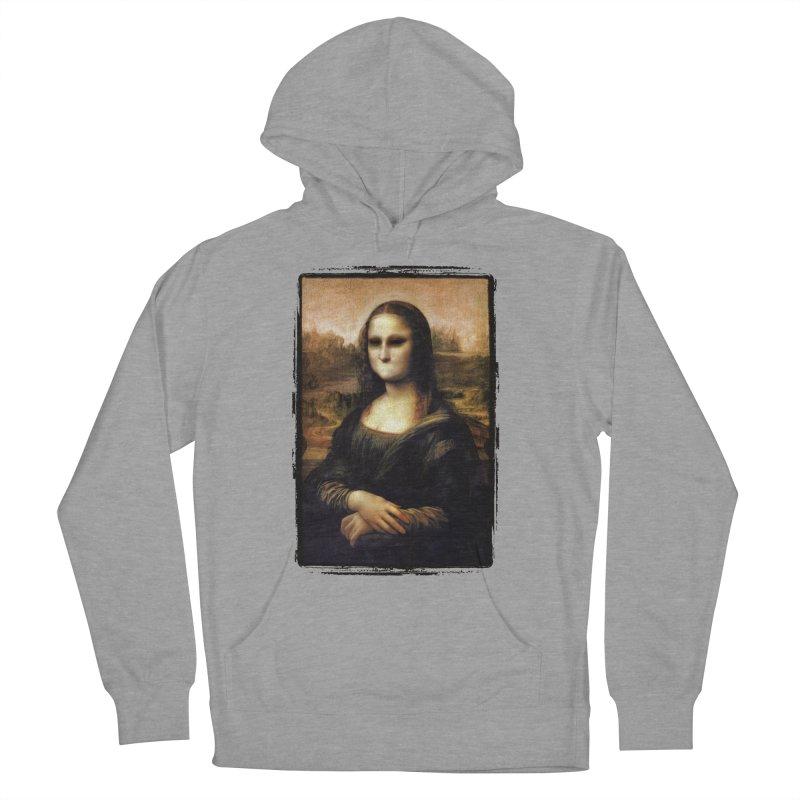 Silent Mona Lisa Women's Pullover Hoody by Kamonkey's Artist Shop