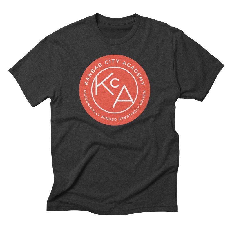 KCA logo Men's T-Shirt by Kansas City Academy Gear