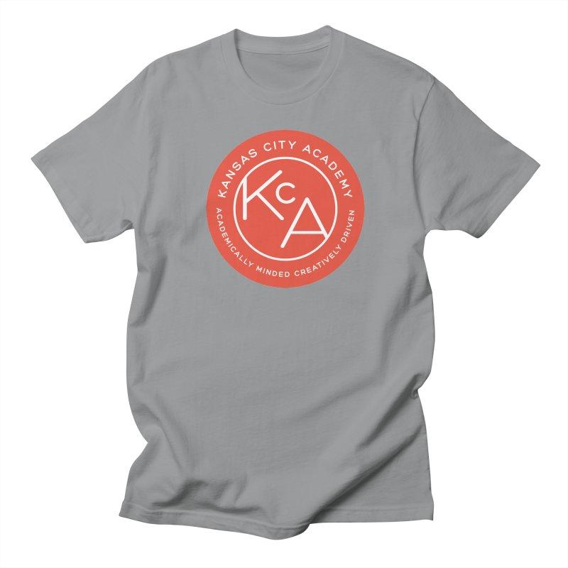 KCA logo Women's Regular Unisex T-Shirt by Kansas City Academy Gear