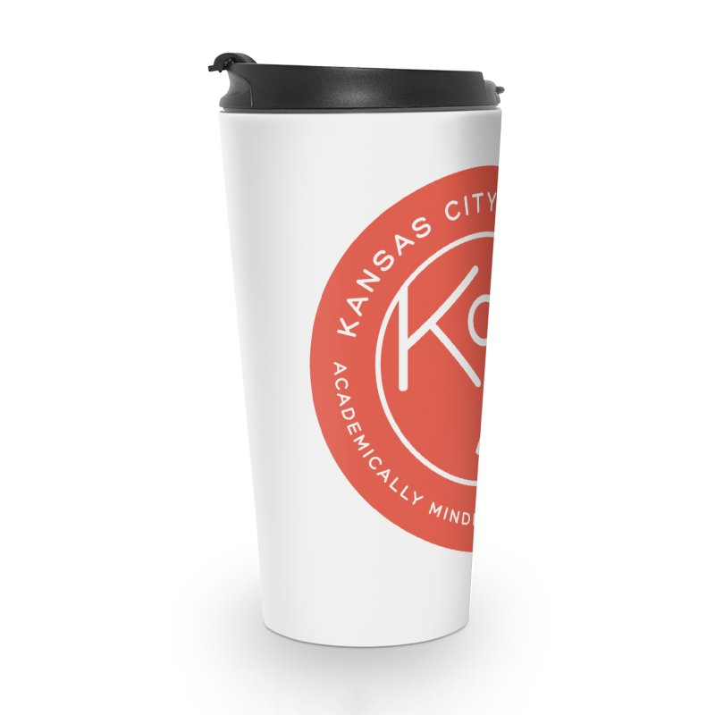 KCA logo Accessories Travel Mug by Kansas City Academy Gear