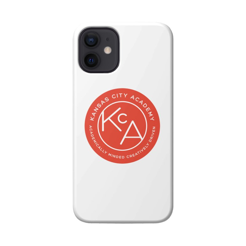 KCA logo Accessories Phone Case by Kansas City Academy Gear