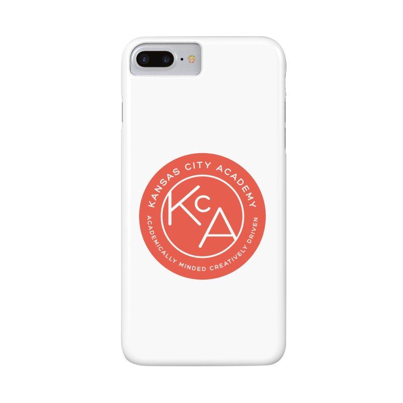 KCA logo Accessories Phone Case by Kansas City Academy Gear