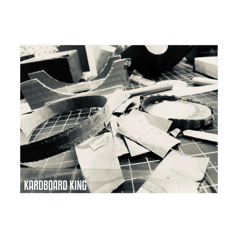 King Desk 1 Men's Pullover Hoody by Kardboard King's Shop