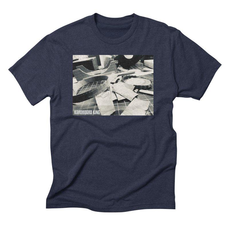 King Desk 1 Men's Triblend T-Shirt by Kardboard King's Shop