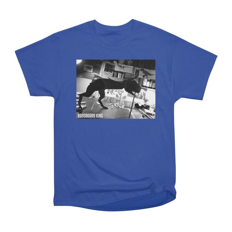 Ralph the Rex Men's Heavyweight T-Shirt by Kardboard King's Shop