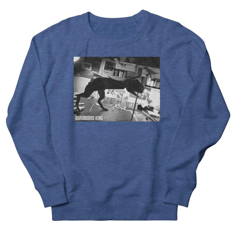 Ralph the Rex Women's French Terry Sweatshirt by Kardboard King's Shop