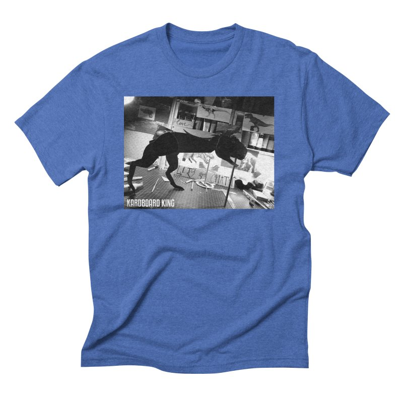Ralph the Rex Men's Triblend T-Shirt by Kardboard King's Shop