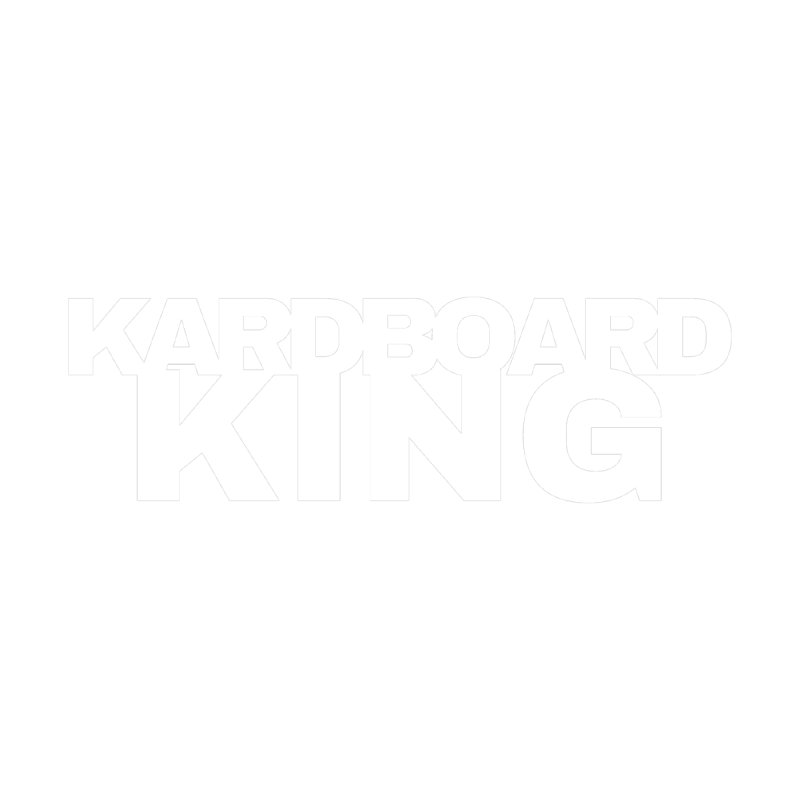 KARDBOARD KING Men's T-Shirt by Kardboard King's Shop