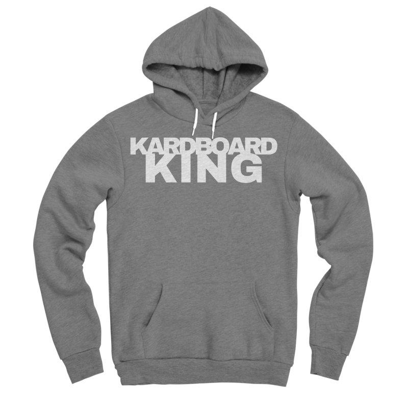 KARDBOARD KING Men's Sponge Fleece Pullover Hoody by Kardboard King's Shop