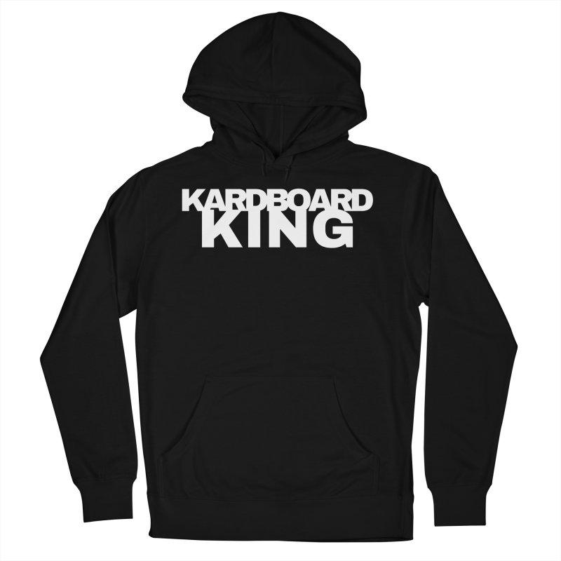 KARDBOARD KING Women's French Terry Pullover Hoody by Kardboard King's Shop