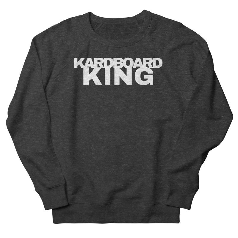 KARDBOARD KING Women's French Terry Sweatshirt by Kardboard King's Shop