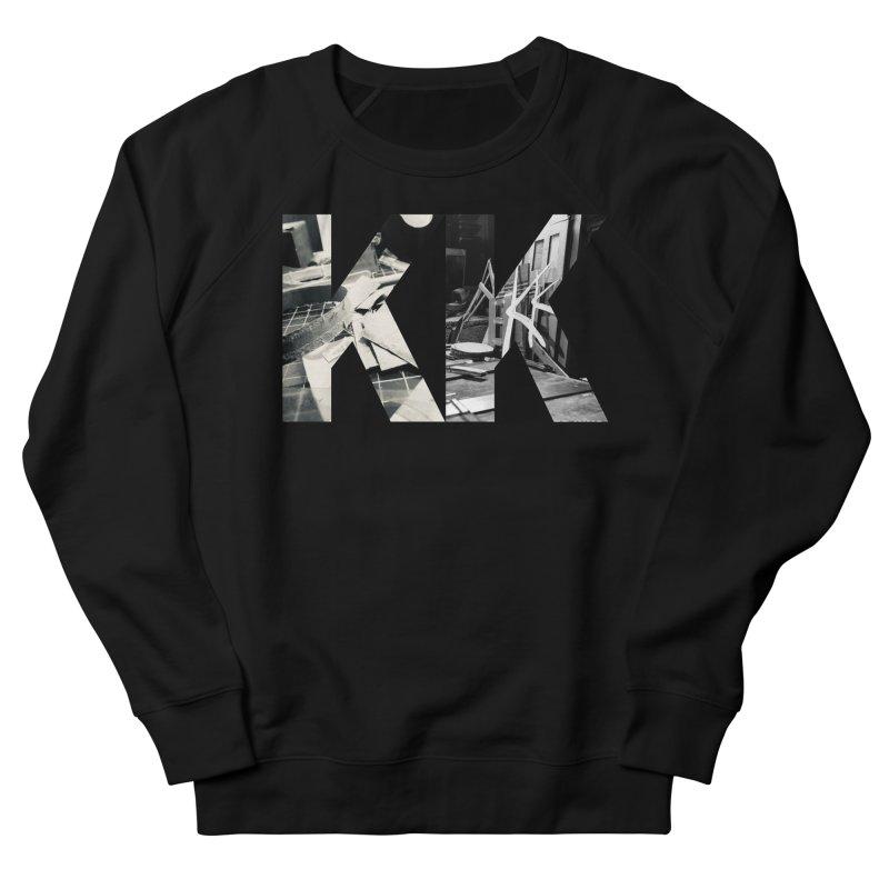 KK PHOTO LOGO Women's French Terry Sweatshirt by Kardboard King's Shop