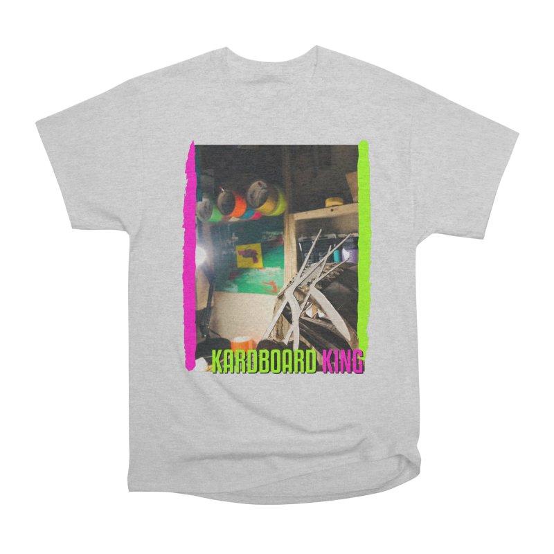KINGS COLOR DESK Men's Heavyweight T-Shirt by Kardboard King's Shop