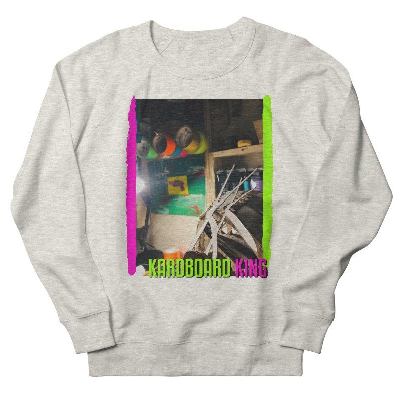 KINGS COLOR DESK Women's French Terry Sweatshirt by Kardboard King's Shop