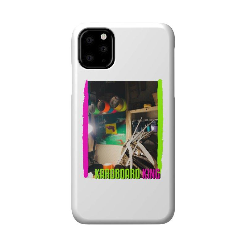 KINGS COLOR DESK Accessories Phone Case by Kardboard King's Shop