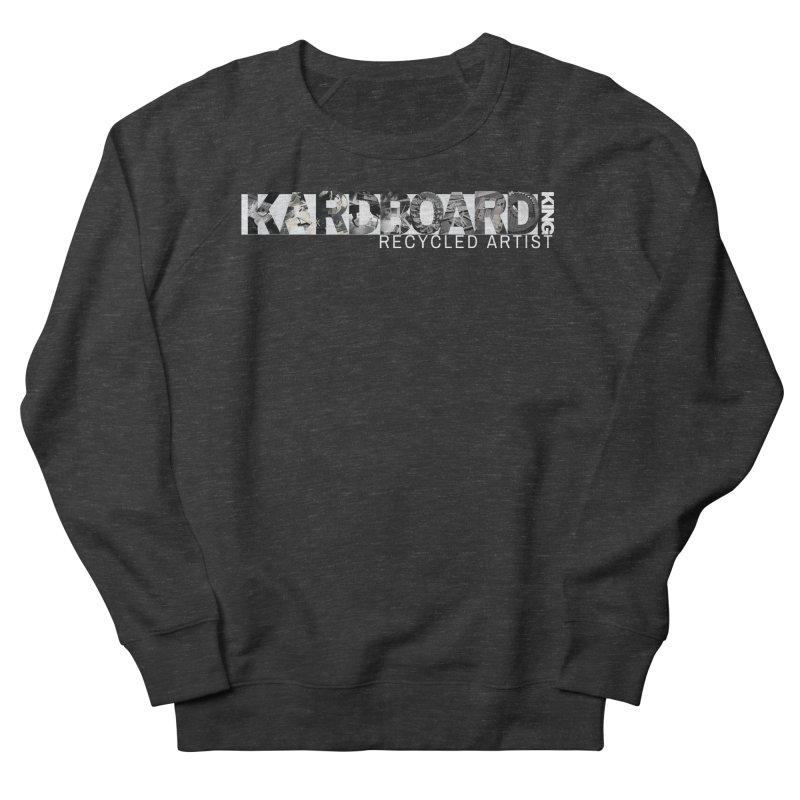 king photo logo 2 Women's French Terry Sweatshirt by Kardboard King's Shop