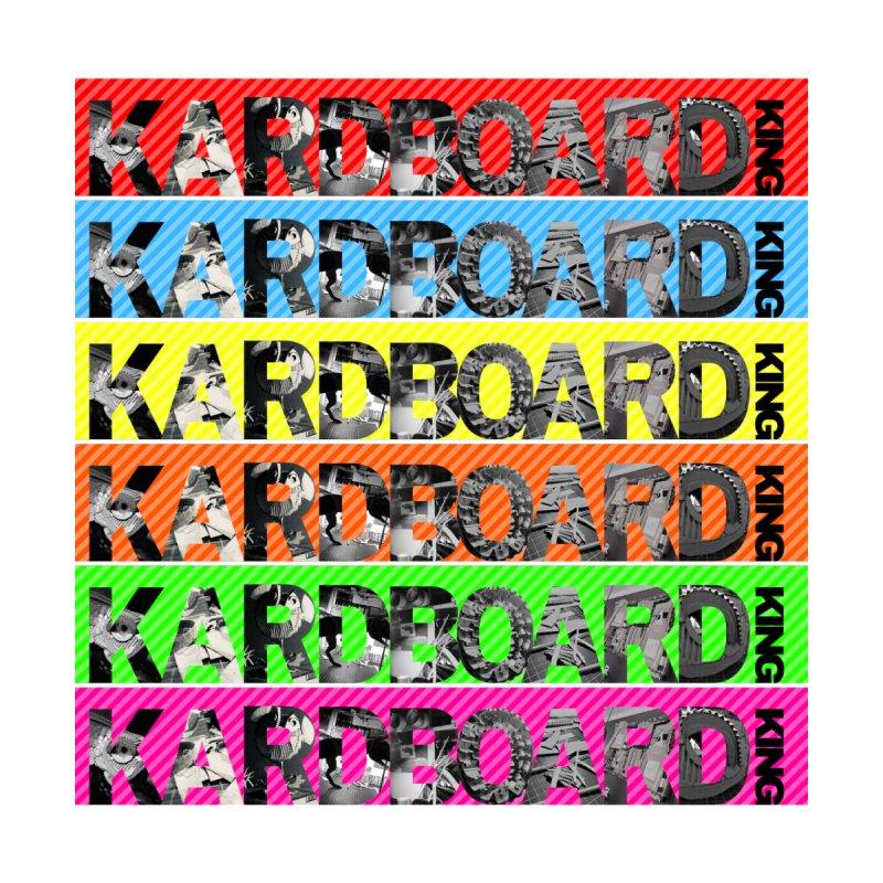 RAINBOW PHOTO LOGO Men's Pullover Hoody by Kardboard King's Shop