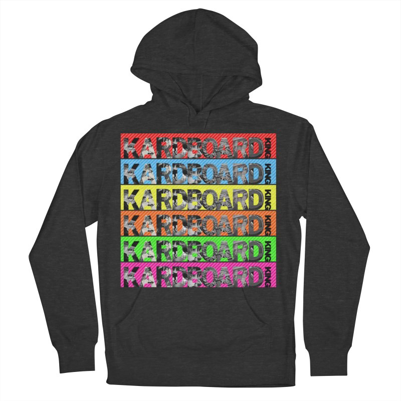 RAINBOW PHOTO LOGO Women's French Terry Pullover Hoody by Kardboard King's Shop