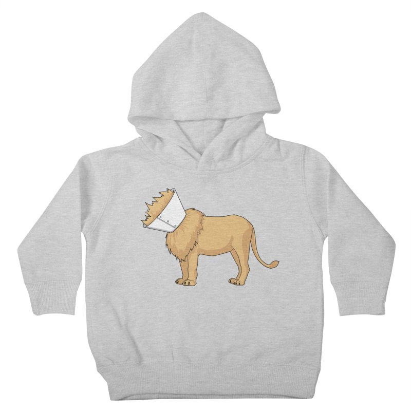 Fluffy Situation Kids Toddler Pullover Hoody by Karina Zlott