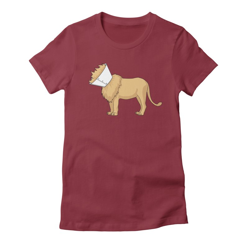 Fluffy Situation Women's T-Shirt by Kika