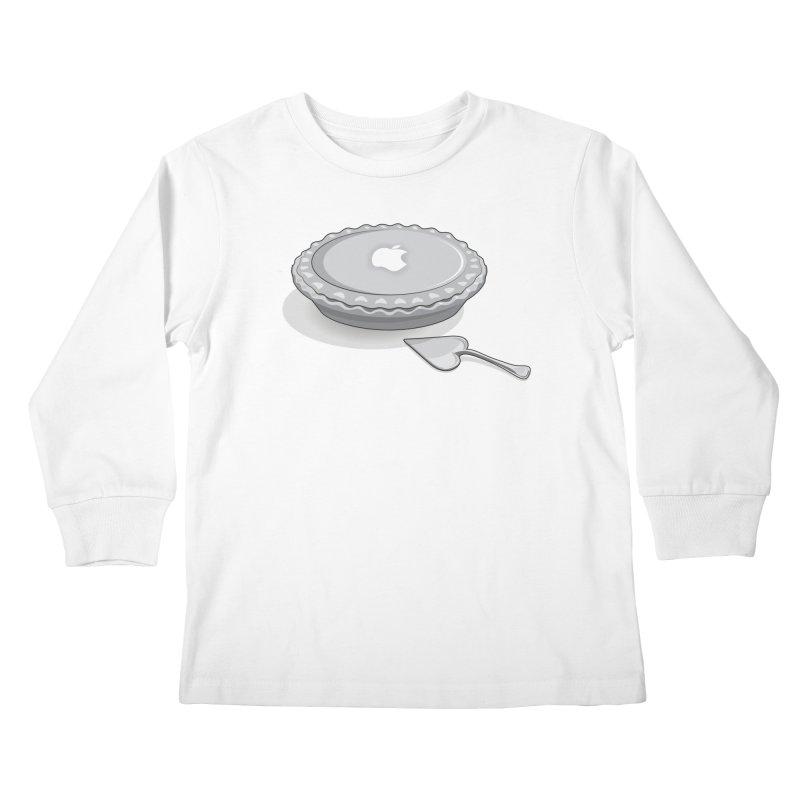 I Love iPie Kids Longsleeve T-Shirt by Kika
