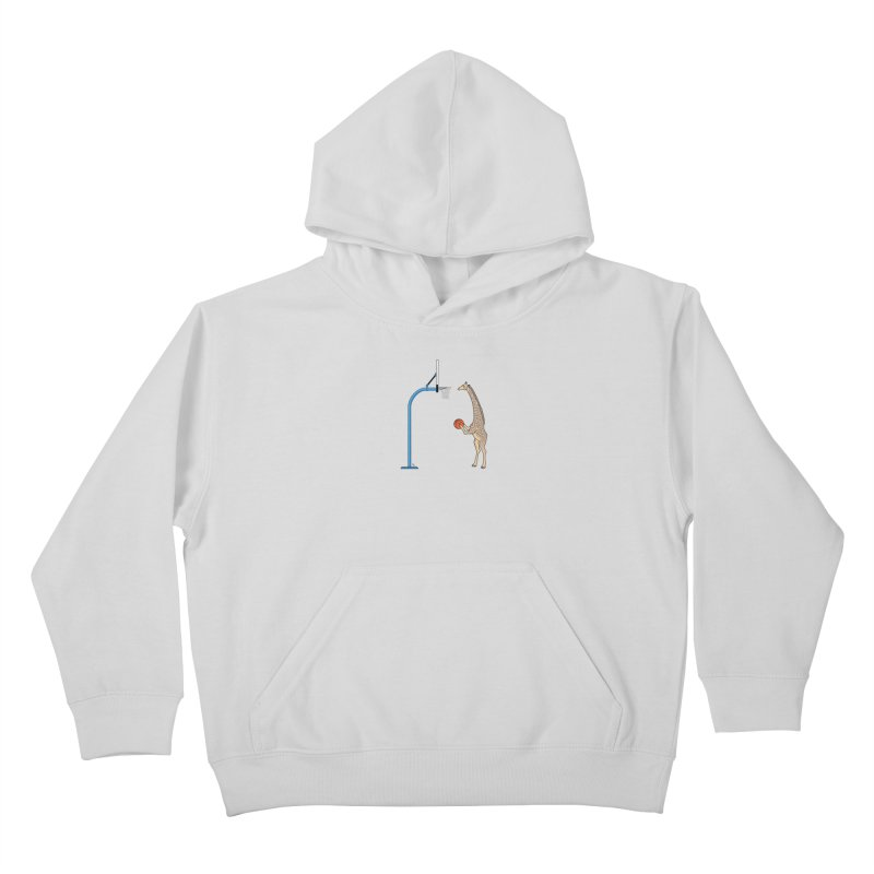 Challenge Accepted Kids Pullover Hoody by Kika