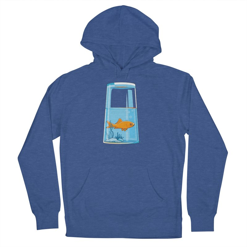 Make a Wish Men's French Terry Pullover Hoody by Karina Zlott