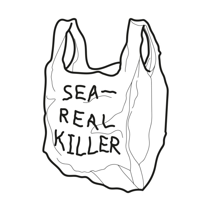 Sea Real Killer (Bright) by Kika