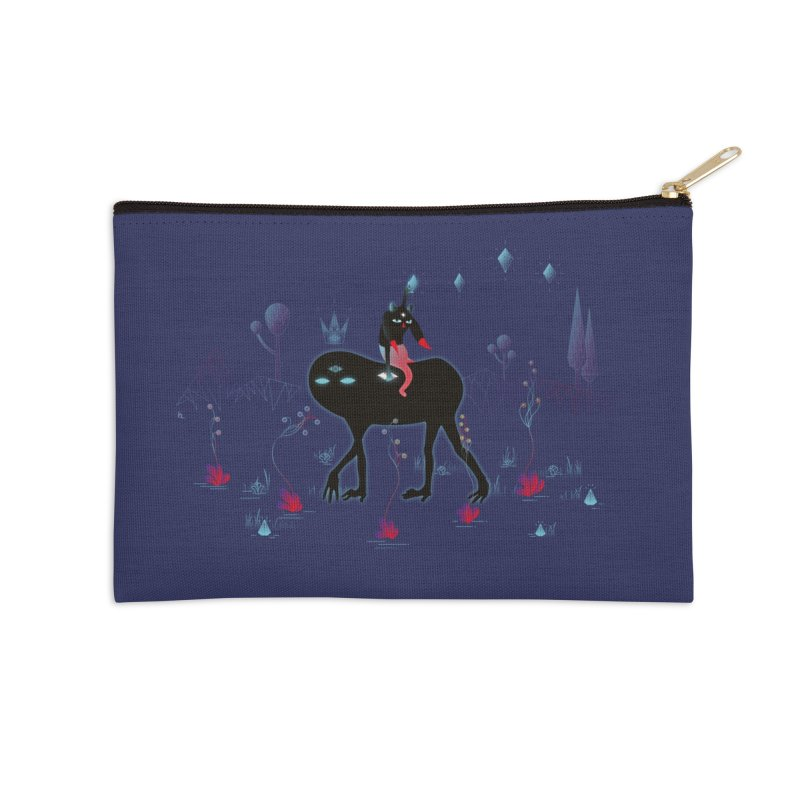 Mission Accessories Zip Pouch by Karina Zlott