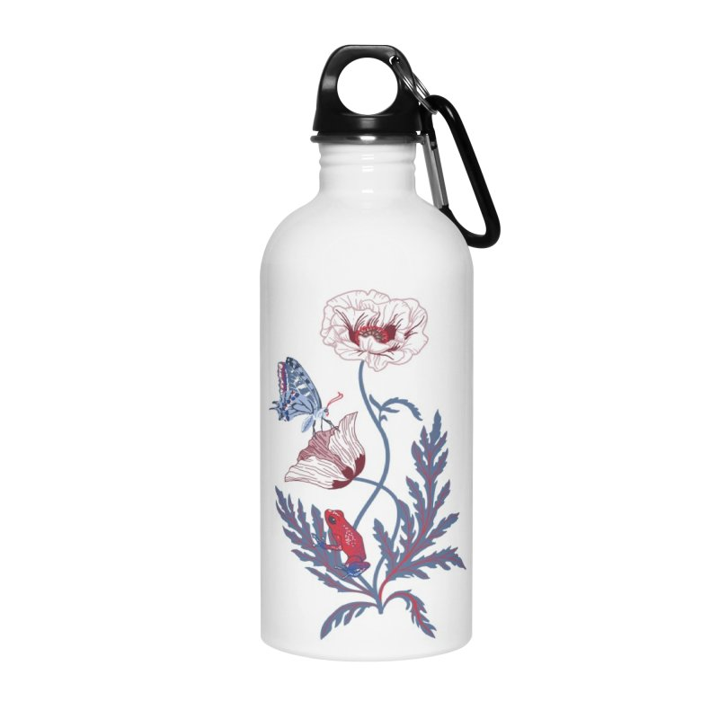 Spring Blast 2 Accessories Water Bottle by Karina Zlott