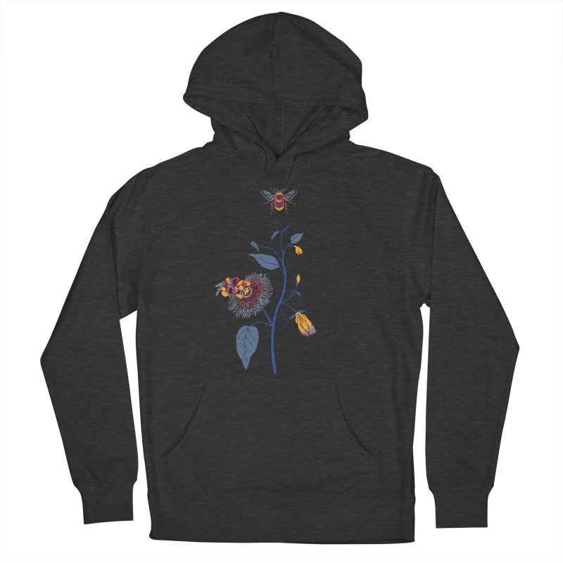 Spring Blast 3 Women's French Terry Pullover Hoody by Kika